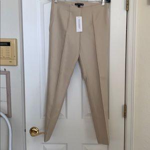 Banana Republic Madmen beige slacks new with tags
